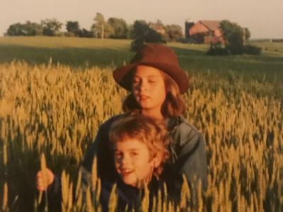 Blair family cover story
