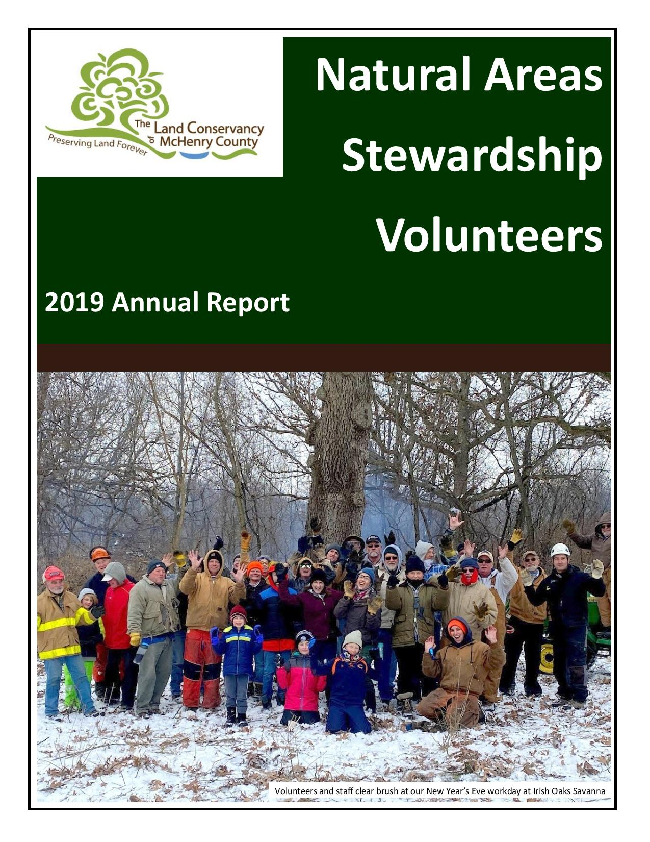 Volunteer Report 2019 Final page 001