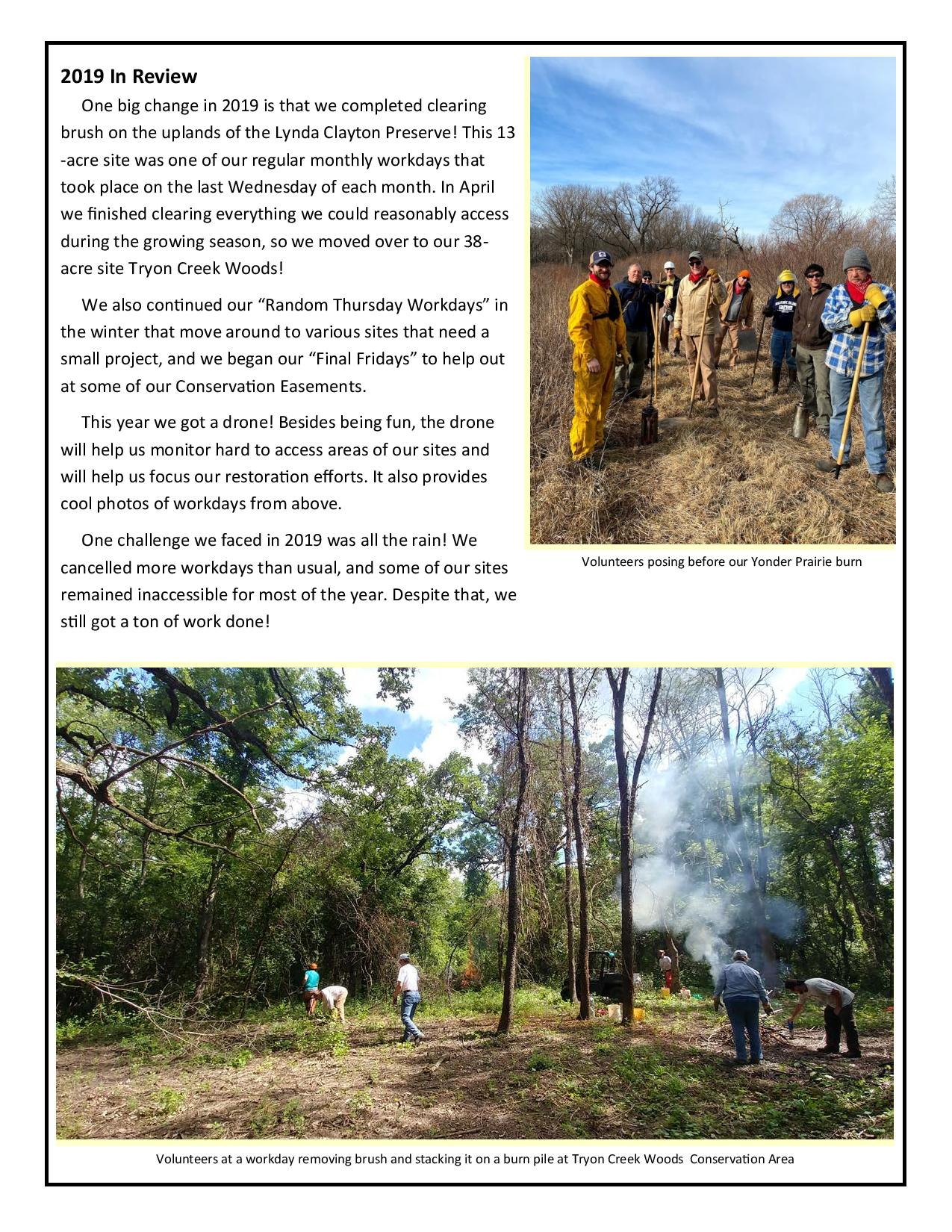 Volunteer Report 2019 Final page 003