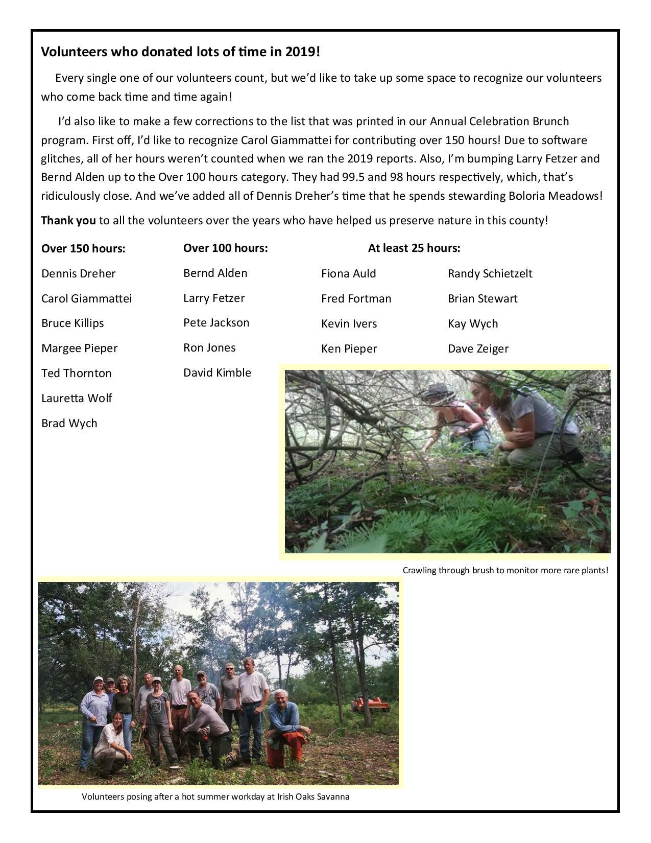 Volunteer Report 2019 Final page 009